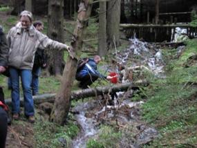 Überleben in der Wildnis in Gräfenthal, Raum Erfurt - Erlebnis Geschenke