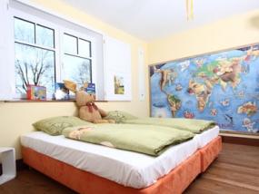 Übernachtung im Felix der Hase Zimmer in Ostbevern - Erlebnis Geschenke