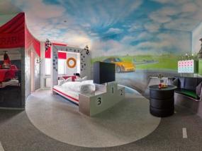 Übernachtung im Rennsportzimmer in Böblingen, Raum Stuttgart - Erlebnis Geschenke
