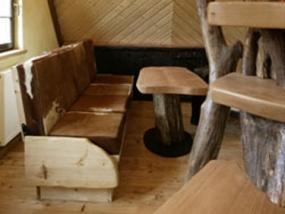Übernachtung in der Holzfällerwohnung in Holzhau, Raum Dresden - Erlebnis Geschenke