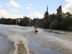 Wakeboard fahren Frankfurt