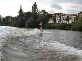 Wasserskifahren Frankfurt - Erlebnis Geschenke