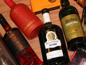 Whisky-Tasting International in Schwetzingen