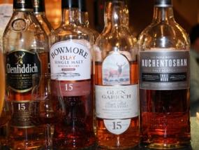 Whisky Tasting Kesselsdorf