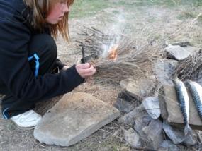 Wildnis-Survival Wochenende (2Tage)  in Benneckenstein im Harz - Erlebnis Geschenke