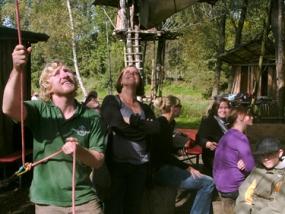 Wildnis-Survival Wochenende für 1 Erw. & 1 Kind in Viechtach - Erlebnis Geschenke
