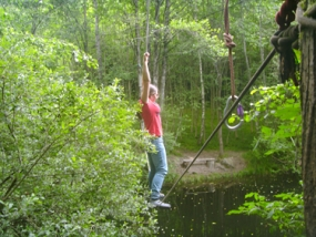Wildnis-Survival Wochenende in Monzingen, Raum Kaiserslautern