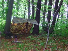 Wildnis-Survival-Wochenende Basdorf - Erlebnis Geschenke