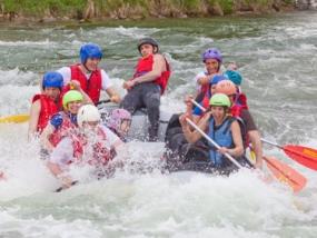 Wildwasser Wochenende in Lenggries, Raum München in Bayern - Erlebnis Geschenke