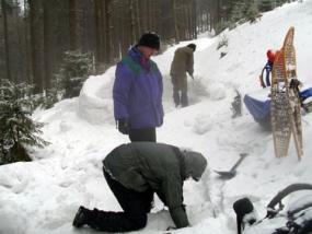 Winter Outdoor Wochenende in Viechtach, Raum Regensburg - Erlebnis Geschenke