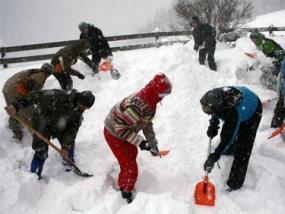 Winter Wildnis Wochenende in Leogang, Raum Salzburg - Erlebnis Geschenke