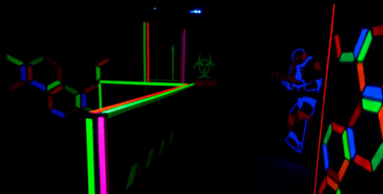Lasertag spielen in Wipperfürth