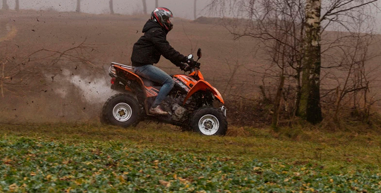 3 Std. Quad Tour in Wolkenstein