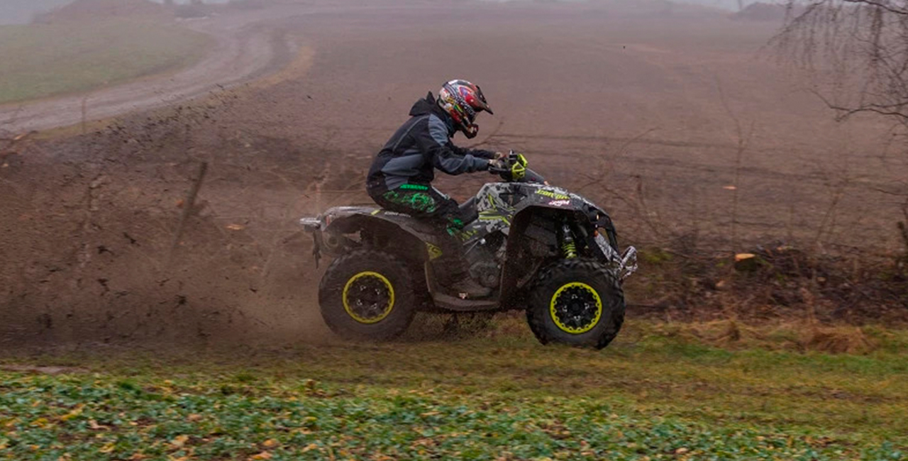 2,5 Std. Quad Offroad Tour in Wolkenstein