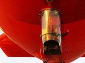 Zeppelin Rundflug in Krefeld, NRW - Erlebnis Geschenke
