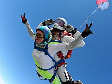 Fallschirm Tandemsprung Schwäbisch Hall - Erlebnis Geschenke