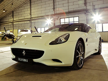 60 Min. Ferrari California selber fahren Mömbris - Erlebnis Geschenke
