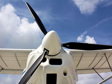50 Min. Flugzeug Rundflug über die Saale & Unstrut ab Halle-Oppin - Erlebnis Geschenke