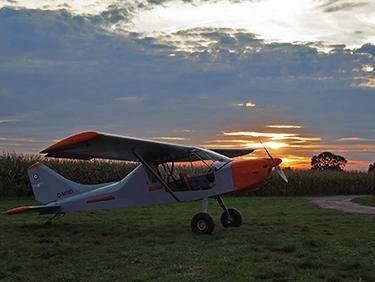 30 Min. Buschflugzeug Rundflug Taucha - Erlebnis Geschenke