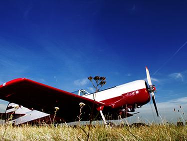 50 Min. Flugzeug Rundflug zum Kyffhäuser ab Halle-Oppin - Erlebnis Geschenke