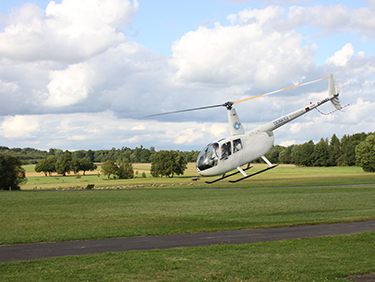 10 Min. Hubschrauber Rundflug Rottweil