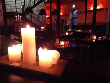 Candle-Light-Dinner für Zwei Bedburg - Erlebnis Geschenke
