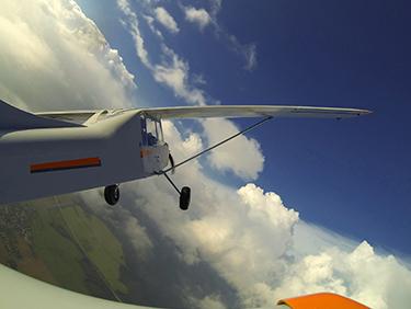 60 Min. Buschflugzeug Rundflug Taucha - Erlebnis Geschenke
