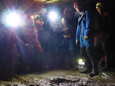 Höhlenexkursion Schwyz - Erlebnis Geschenke