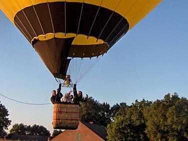 Ballonfahren Abbehausen - Erlebnis Geschenke