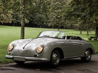 1 Tag Porsche 356 selber fahren Mömbris - Erlebnis Geschenke