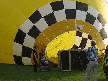 Ballonfahren Ahlhorn - Erlebnis Geschenke