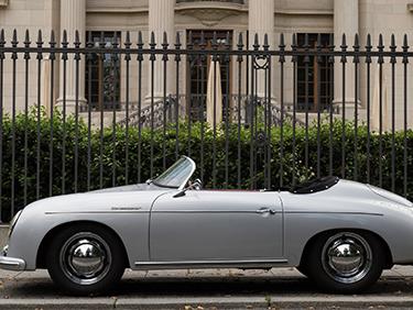 3 Tage Porsche 356 mieten Mömbris - Erlebnis Geschenke