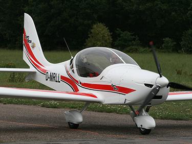 60 Min. Flugzeug selber fliegen Damme - Erlebnis Geschenke