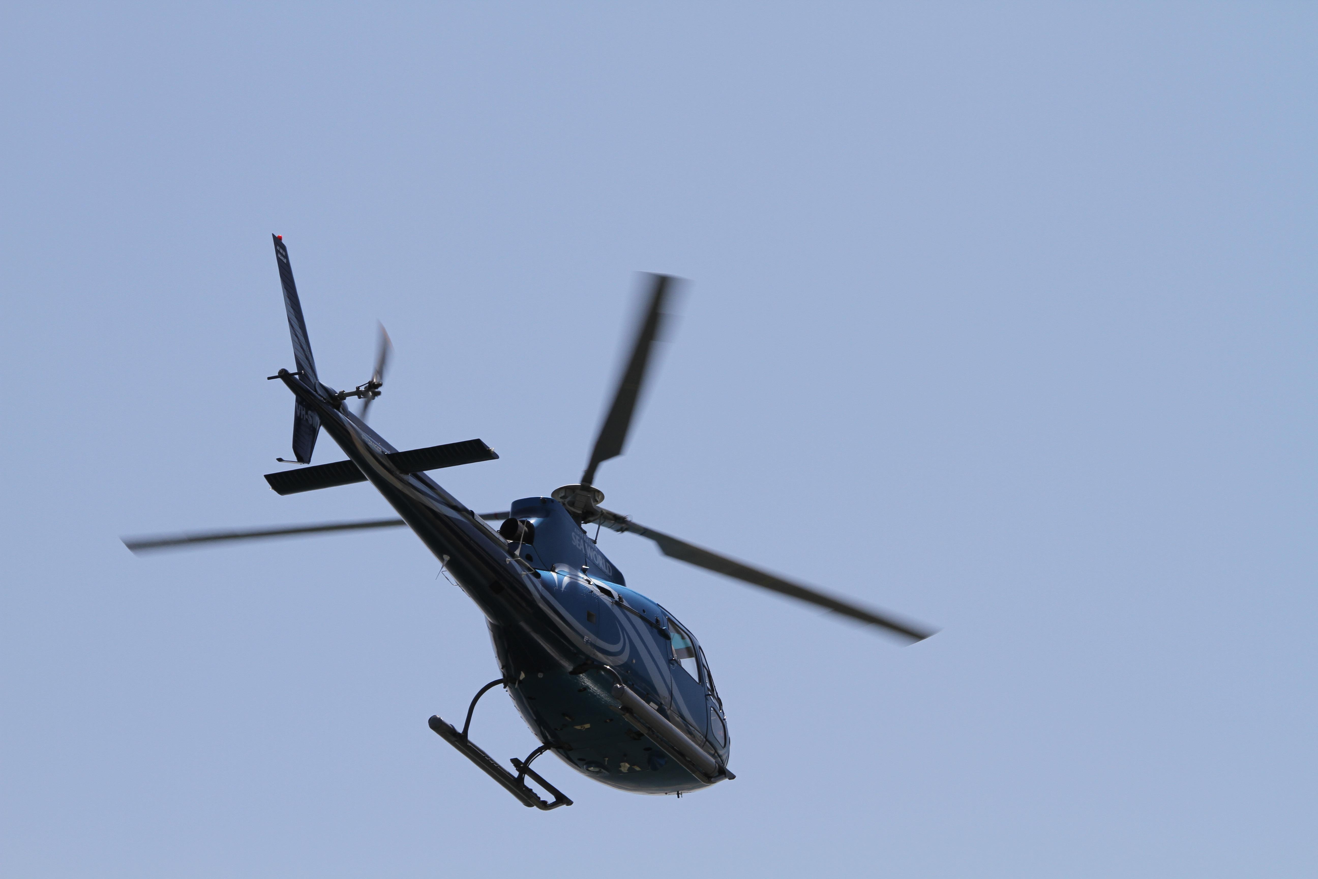 20 Min. Hubschrauber Rundflug