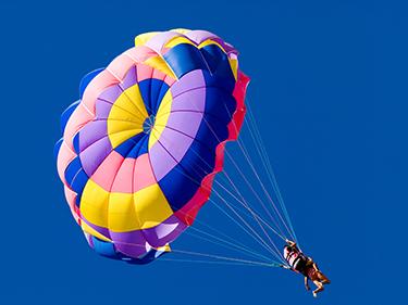 Ballon Fallschirm-Tandemsprung - Erlebnisse-ballon-fallschirm-tandemsprung - Einmalige Erlebnisse