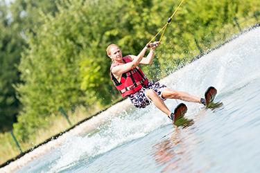 Wasserski fahren - Erlebnisse-wasserski-fahren - Einmalige Erlebnisse