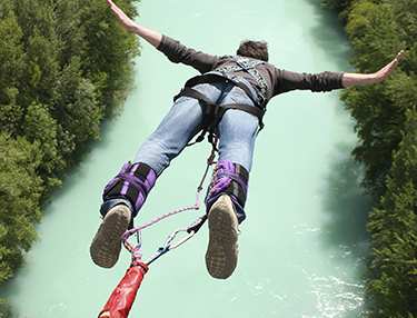 Bungee Jumping - Erlebnisse-bungee-jumping - Einmalige Erlebnisse