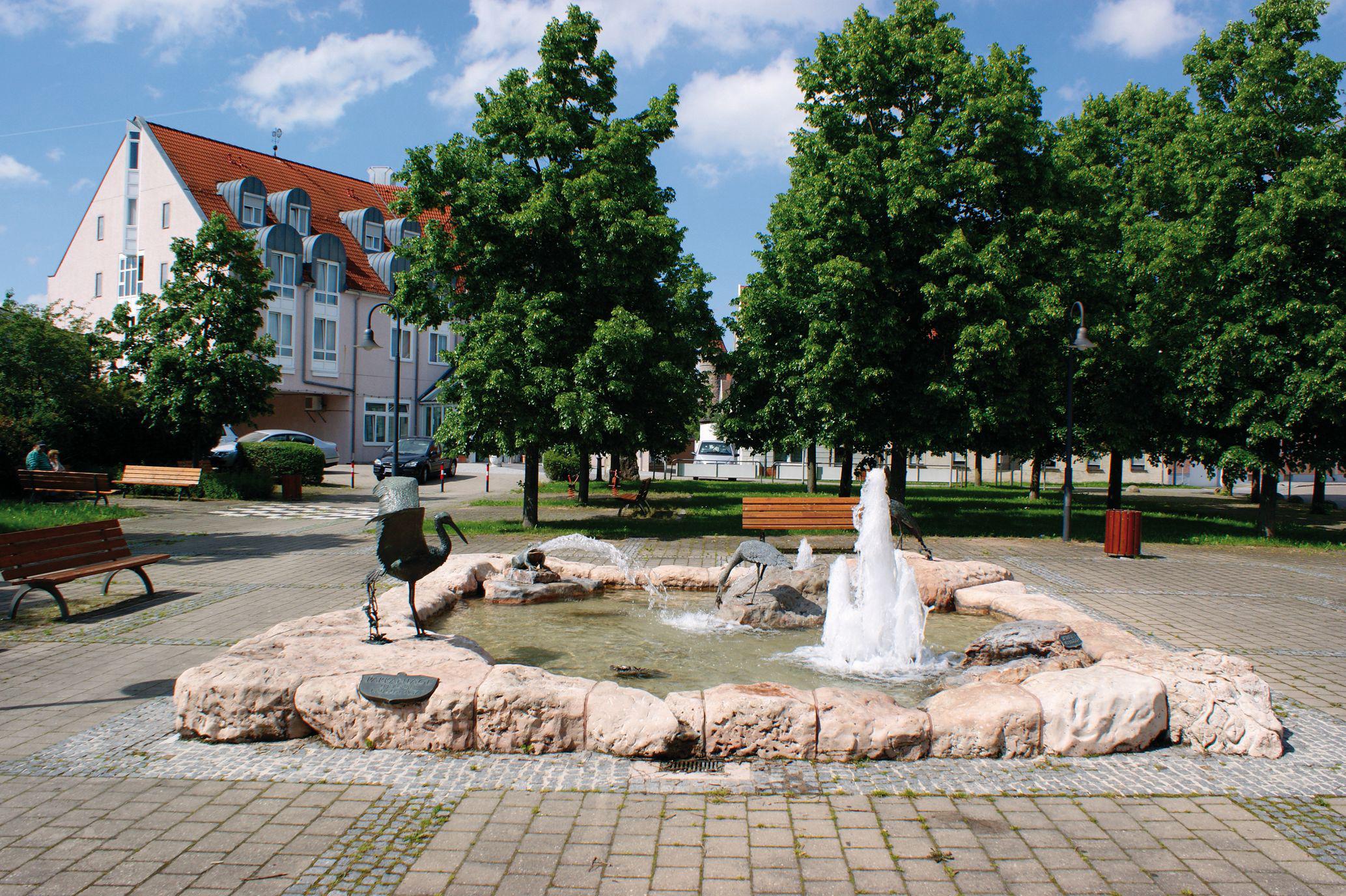 Kurzurlaub in Gunzenhausen