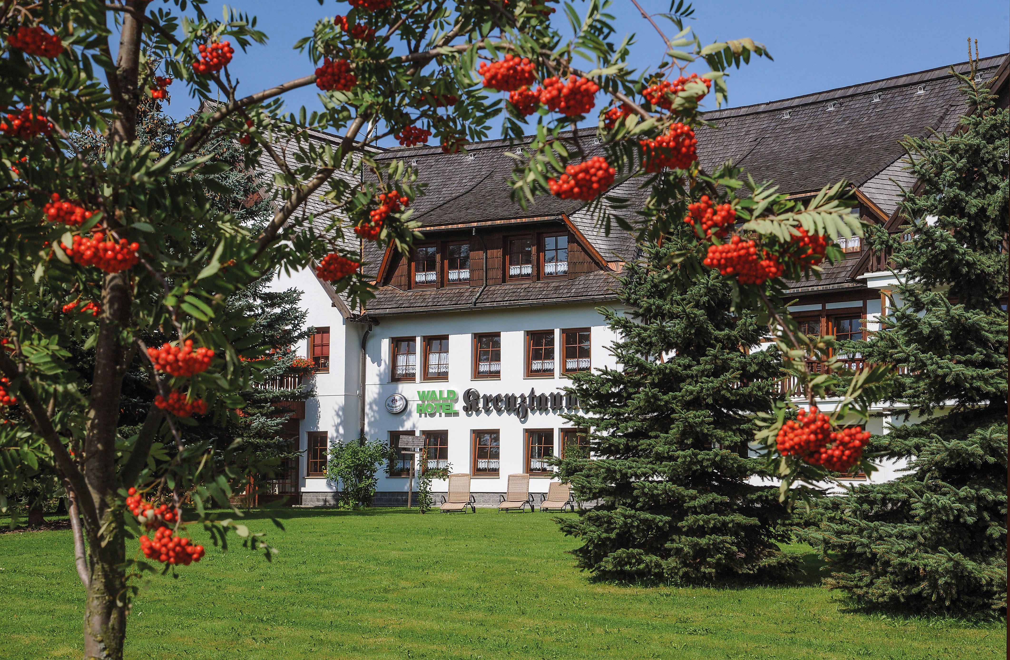 Kurzurlaub in Sayda/Ortsteil Friedebach